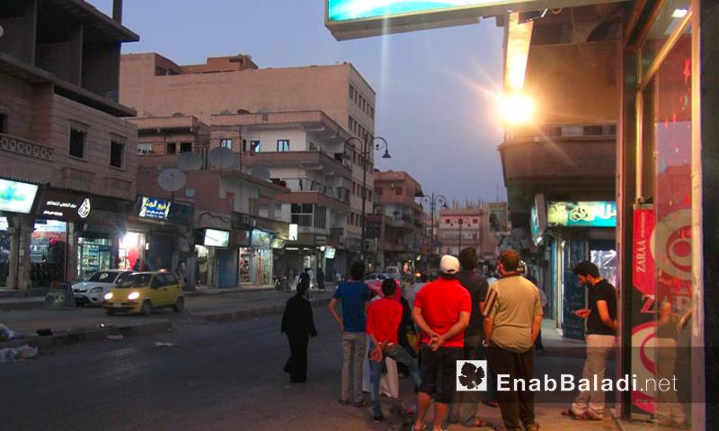 مدينة الرقة 2013 (أرشيف عنب بلدي)