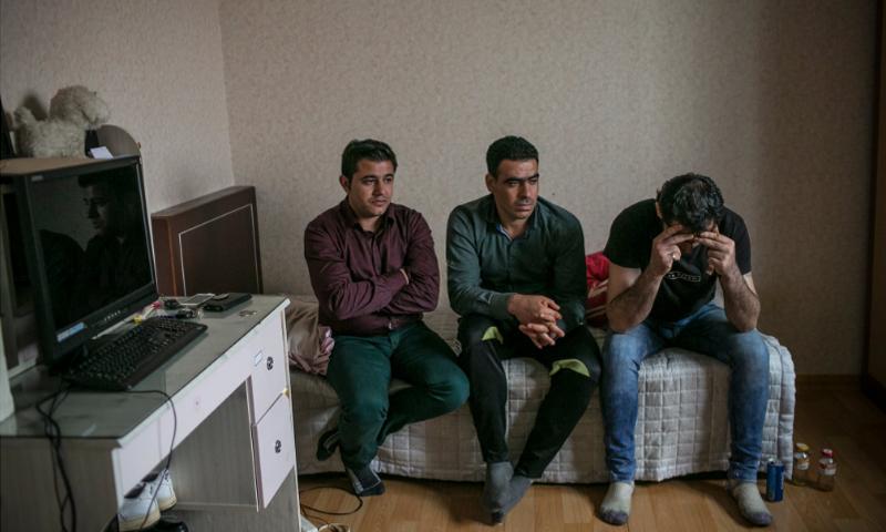 لاجئون سوريون في كوريا الجنوبية - آب 2016 (نيويورك تايمز)
