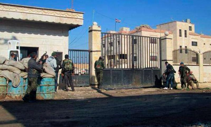 تعبيرية: الوحدات الكردية في مدينة الحسكة- (إنترنت)