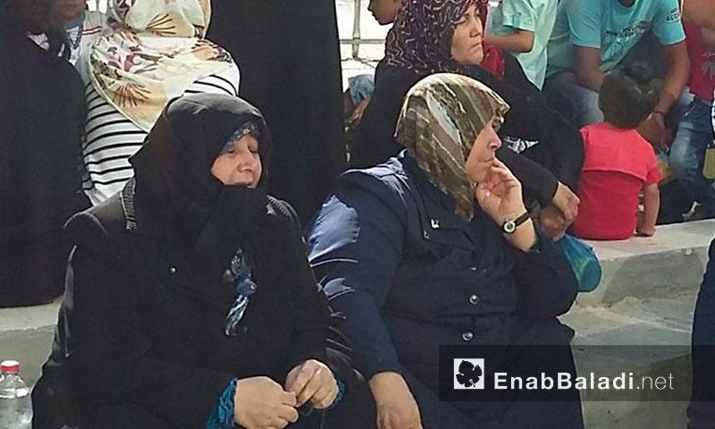 سوريون في أورفة 2016 (عنب بلدي).