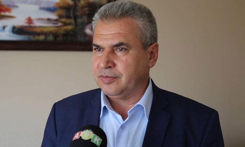 """إبراهيم برو- رئيس """"المجلس الوطني الكردي"""""""
