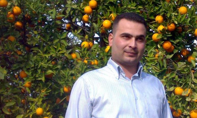 الطبيب نعمان الفوال- اعتقل مساء الأربعاء 10 آب في مدينة دوما