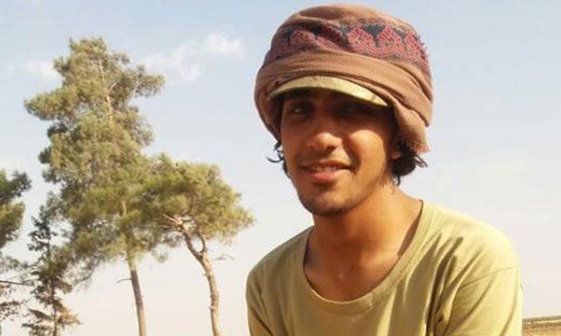 """مصور """"أحرار الشام"""" أحمد الأيوب (أبو هاجر)"""