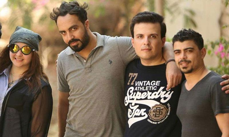 """من كواليس فيلم """"سوريا لن تموت"""" (جورنال مصر)"""