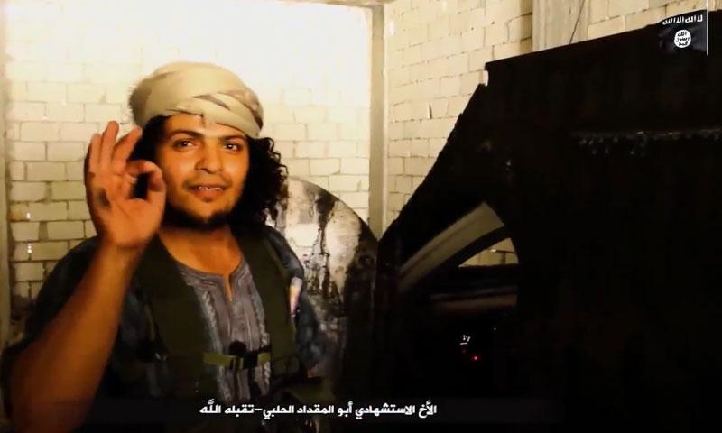 """""""أبو المقداد الحلبي"""" فجر نفسه بتجمعات """"سوريا الديمقراطية"""" في منبج (ولاية حلب)"""