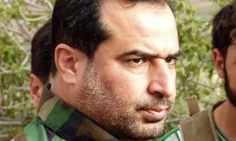 """قائد الفرقة """"13"""" المقدم أحمد السعود (إنترنت)"""