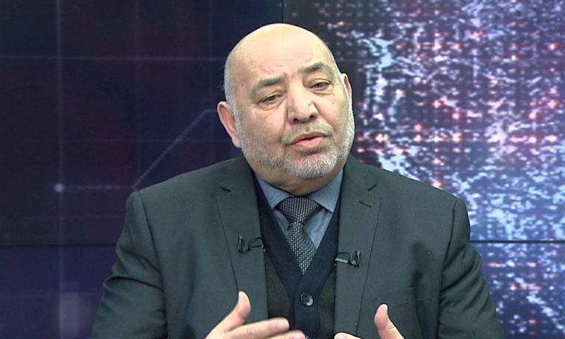 زهير سالم- مدير مركز لشرق للبحوث والدراسات (يوتيوب)