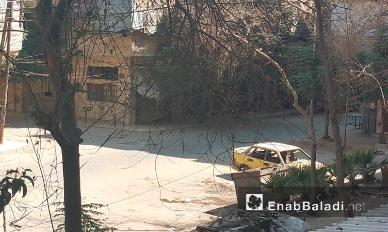 مدينة دوما في الغوطة الشرقية - الأربعاء 14 أيلول (عنب بلدي)