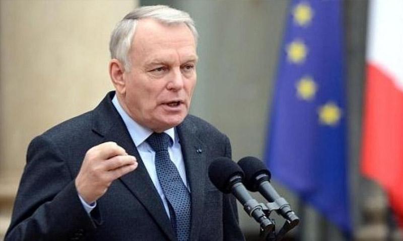 وزير الخارجية الفرنسي، جان مارك إيرولت (إنترنت)