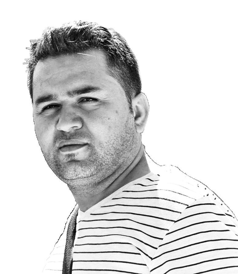 مجيد محمد - صحفي سوري
