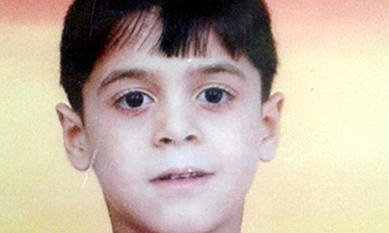 الطفل فرحات علي 15 عامًا- قتل في مدينة غازي عنتاب (إنترنت)