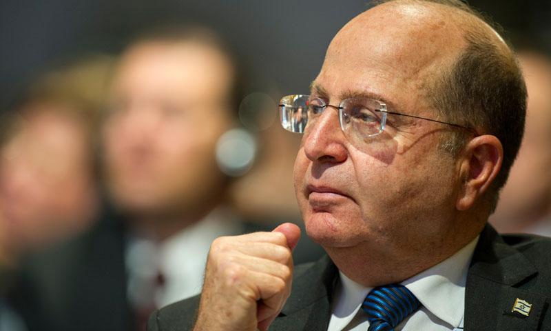 وزير الدفاع الإسرائيلي السابق موشيه يعلون (إنترنت)