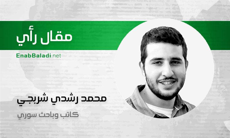 محمد رشدي شربجي