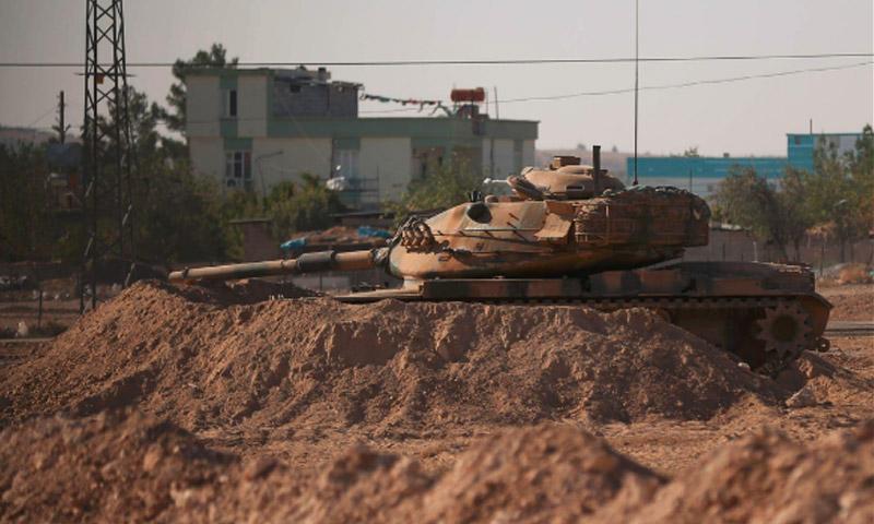 دبابات تركية دخلت سوريا - الخميس 1 أيلول (TRT)