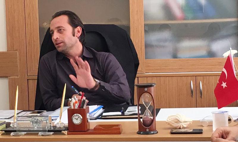 معاون مدير تربية اسطنبول، ساركان غور (إنترنت)