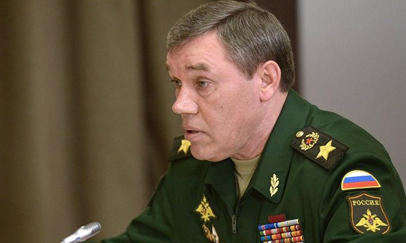 رئيس الأركان الروسي، فاليري جيراسيموف (إنترنت)