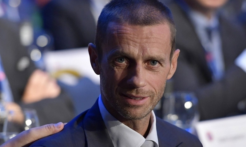 السلوفيني ألكسندر تشيفيرين (UEFA)