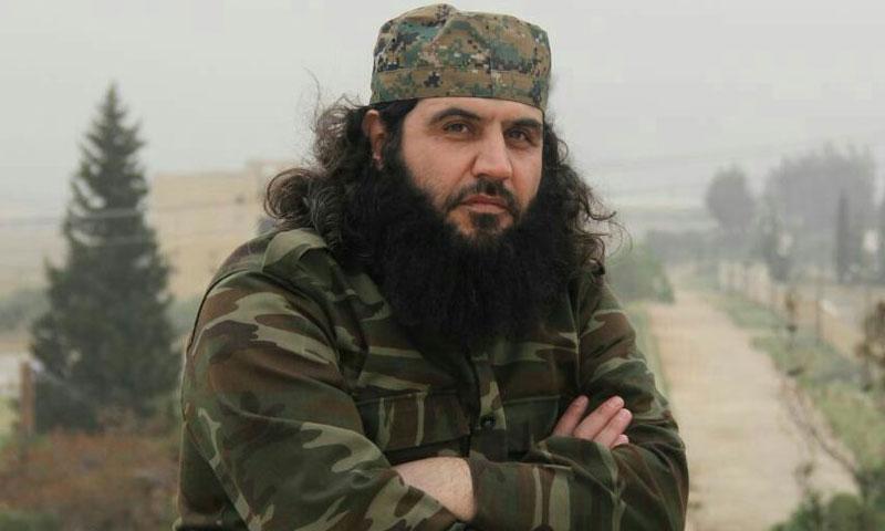 """أبو صالح طحان- نائب قائد حركة """"أحرار الشام الإسلامية"""" (تويتر)"""