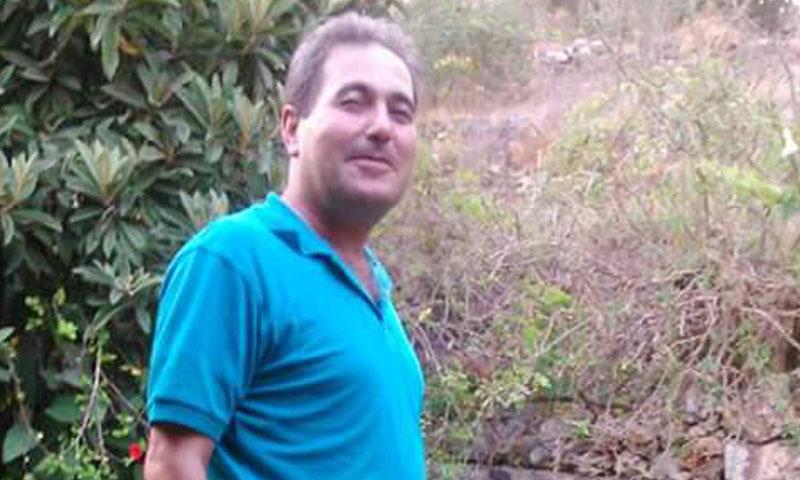 العقيد محسن جبور- قتل في تفجير طرطوس (فيس بوك)