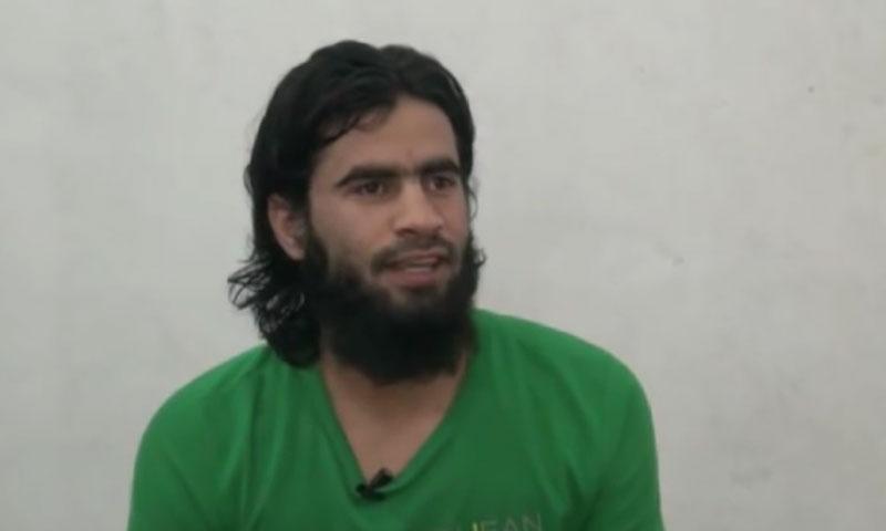 الشاب شعلان عبد السلام التركماني (يوتيوب)