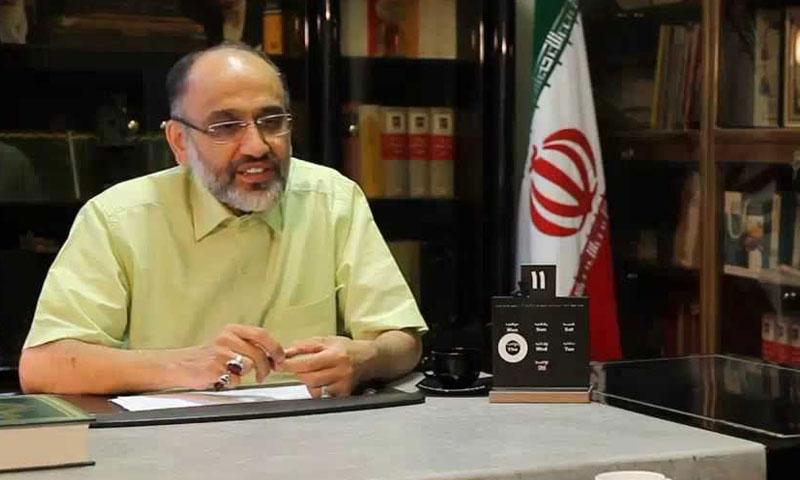 السياسي الإيراني مهدي خزعلي (يوتيوب)