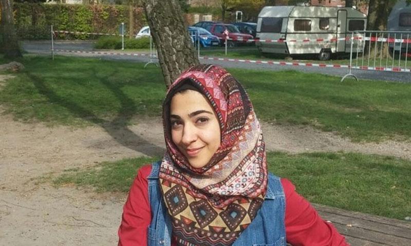 اللاجئة السورية رنيم عنان من حلب (20 عامًا) - وسائل إعلام ألمانية