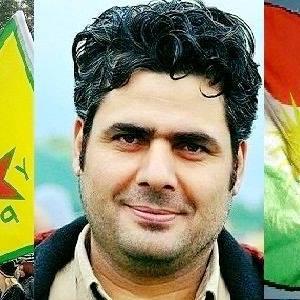 الكاتب والمعارض الكردي إبراهيم كابان (فيس بوك)