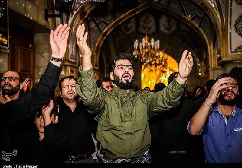 """من فعاليات الاحتفال بـ """"عاشوراء"""" في العاصمة دمشق (تسنيم)"""