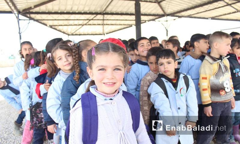 مراكز الأمل في مخيمات النازحين السوريين في لبنان - 2016 (عنب بلدي)
