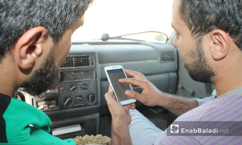 أهالي داريا في ريف إدلب - السبت 22 تشرين الأول (عنب بلدي)