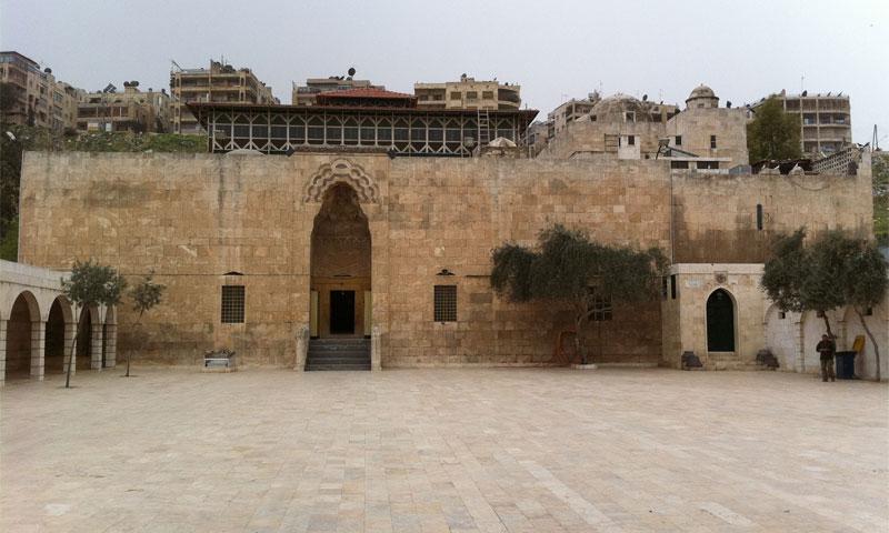 مسجد النقطة في حلب