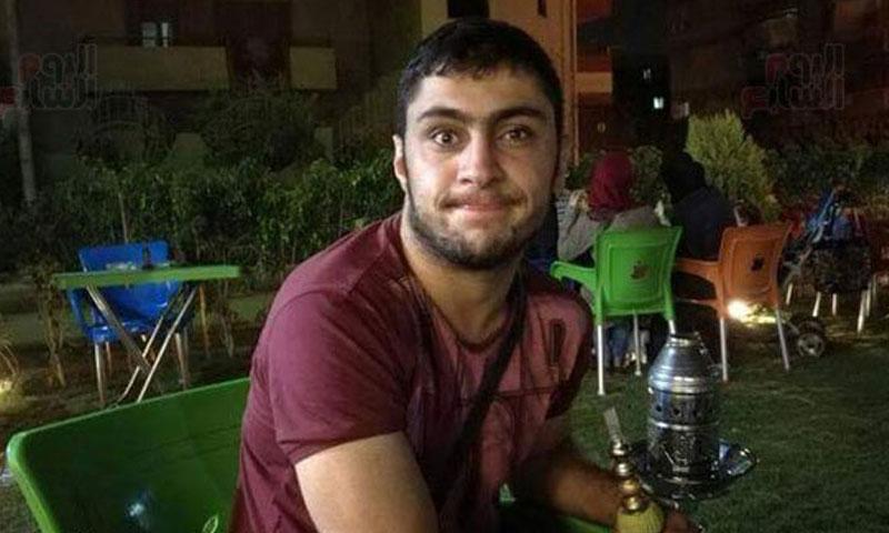 الشاب محمود الأفندي (اليوم السابع)