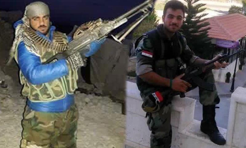 الشقيقان جعفر وغدير عادل الرحال (فيس بوك)