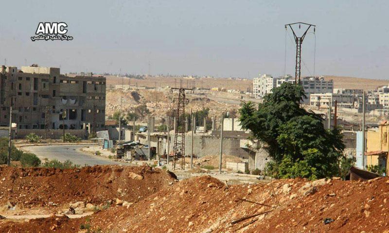 """معبر الجندول باتجاه """"الكاستيلو""""- الخميس 20 تشرين الأول (مركز حلب الإعلامي)"""