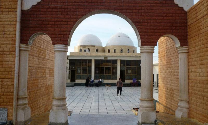 مقام زين العابدين في حماة