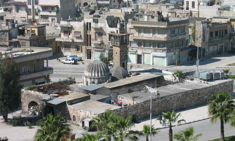 مسجد الحسنين في حماة