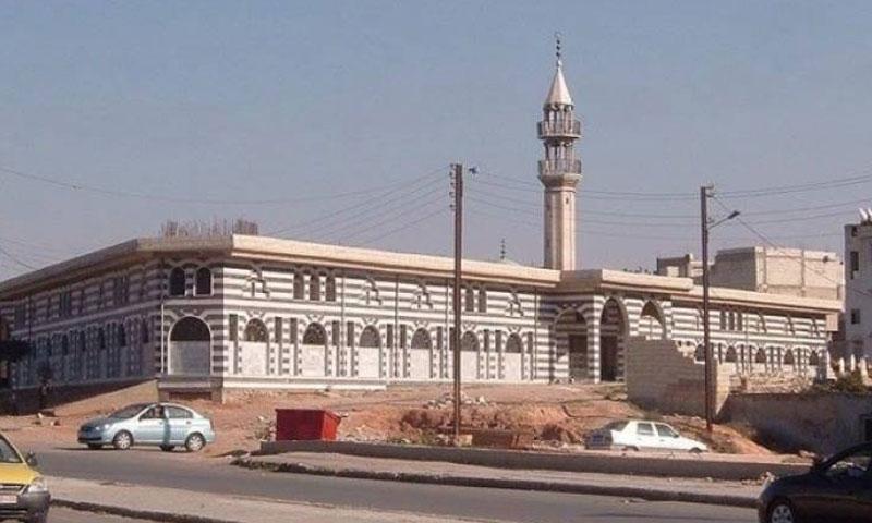 مسجد أولاد جعفر الطيار في حمص