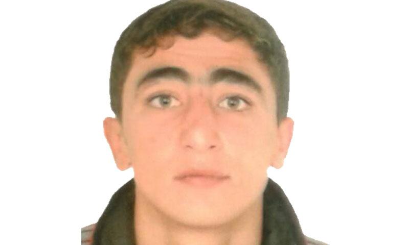 الشاب هاني الكردي (تويتر)