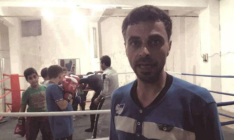 المدرب والرياضي محمد عنجريني (يوتيوب)