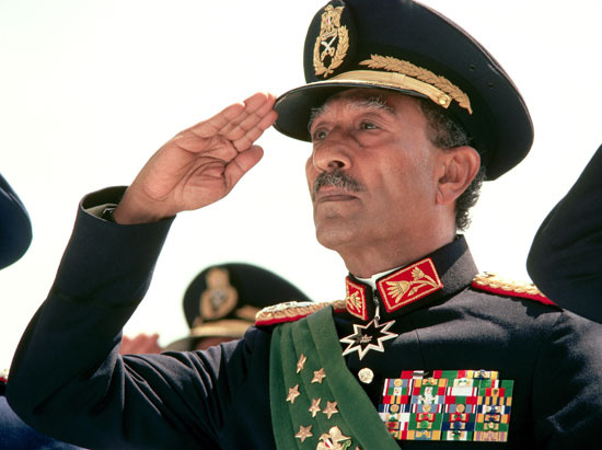 محمد أنور السادات ثالث رئيس لمصر