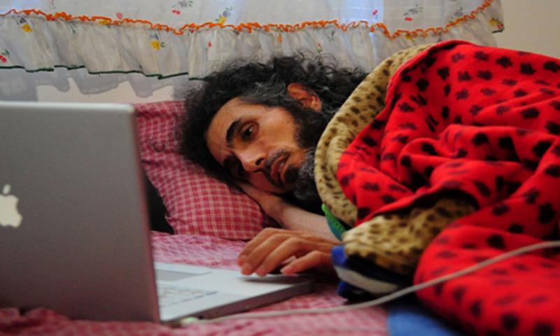 جهاد دياب المعتقل السابق في غوانتانامو (انترنت)