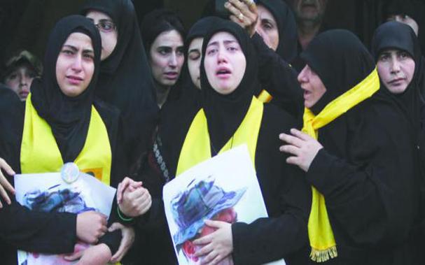 """قتلى لـ """"حزب الله"""" في سوريا"""