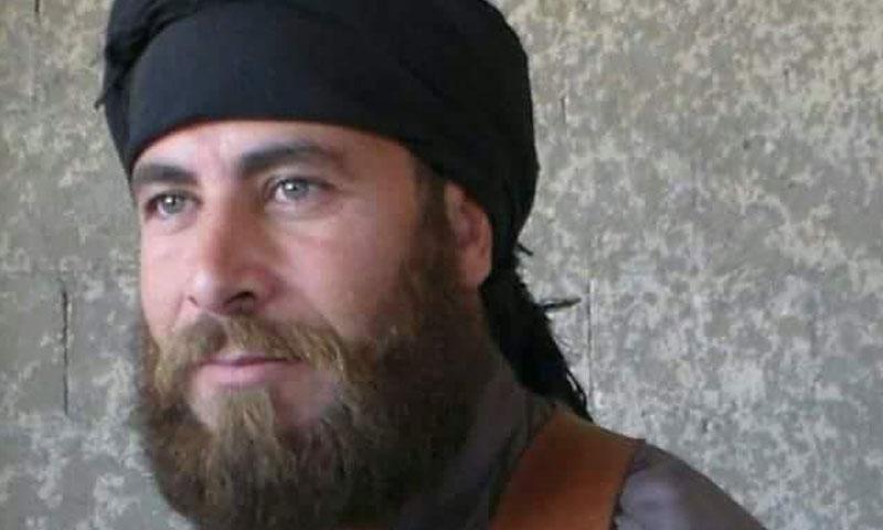 """القيادي في """"جيش العزة"""" أبو علي رحمون (إنترنت)"""