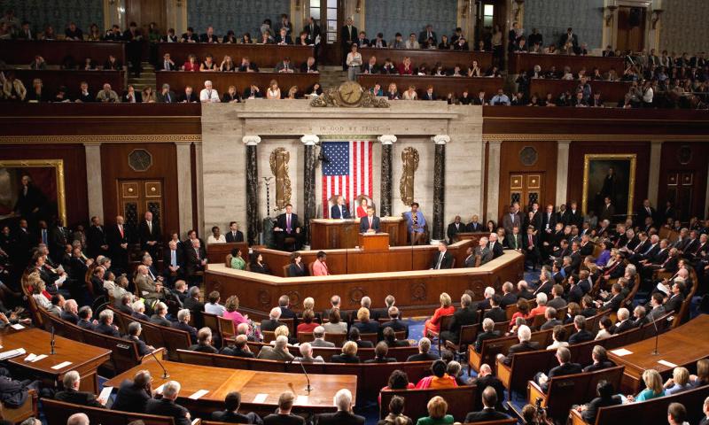 تعبيرية: الكونغرس الأمريكي (إنترنت)