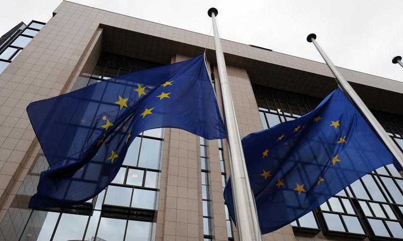 تعبيرية: علم الاتحاد الأوروبي (إنترنت)