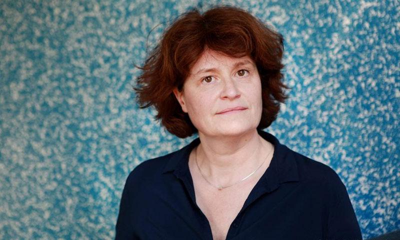الكاتبة الفرنسية غارونس لو كين (دويتشه فيلله)