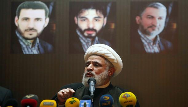 """نائب الأمين العام في """"حزب الله"""" اللبناني، نعيم قاسم"""