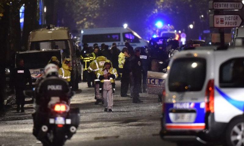 الشرطة الفرنسية - (انترنت)