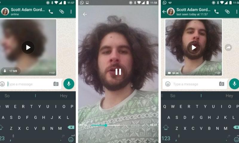 صورة تظهر ميزة مشاهدة الفيديو دون الحاجة إلى تحميله (مواقع تقنية)
