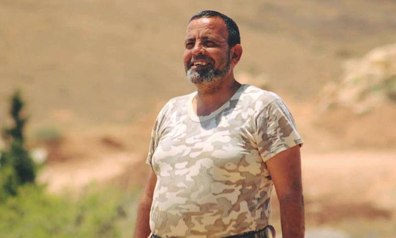 العقيد الركن أحمد السعيد (أبو البراء)